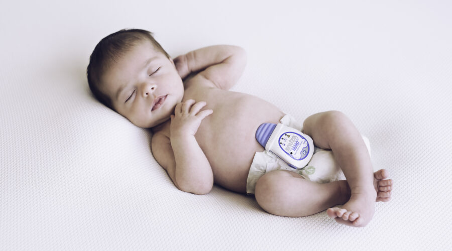 Монітор дихання дитини Snuza Hero MD