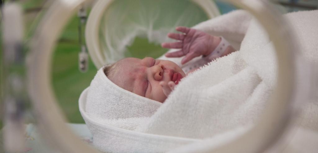 дихання немовлят